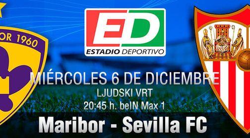 NK Maribor-Sevilla FC: Con el viento a favor hacia octavos