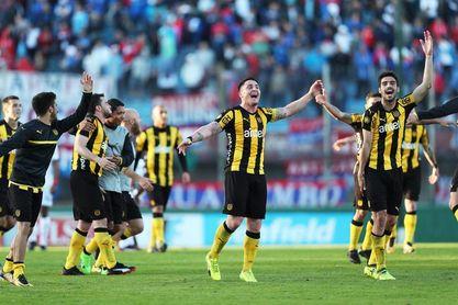 ´Cebolla´ Rodríguez pone al Peñarol adelante en la carrera por ser el mejor del año