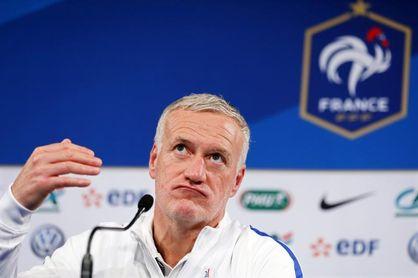 Francia jugará contra Colombia, Rusia, Italia y EEUU para preparar el Mundial