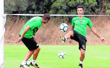 Rubén Castro da el primer paso