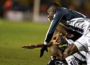 1-1. El argentino Sánchez rescata un empate para Monterrey en la casa de Tigres