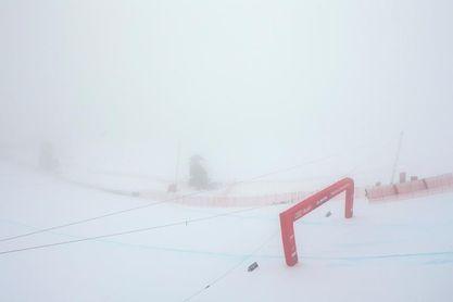 Anulada la combinada de Saint Moritz por el mal tiempo
