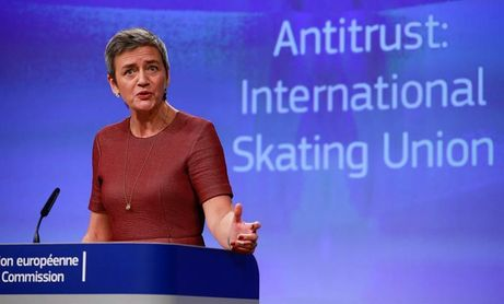 Bruselas cree que la Unión Internacional de Patinaje restringe la competencia