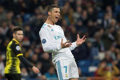 Cristiano Ronaldo, elegido el mejor jugador de la jornada por los aficionados