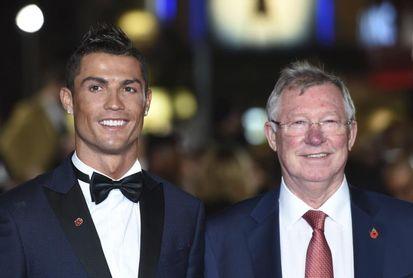 Ferguson desvela que Arsenal y Real Madrid ya querían a Ronaldo con 18 años