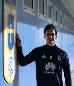 """Forlín: """"Jugar en el Real Oviedo es una responsabilidad muy linda"""""""