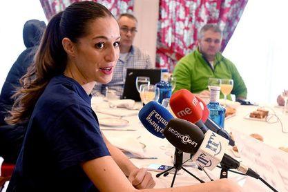 El mundo de la gimnasia rítmica y del deporte homenajea a Carolina Rodríguez