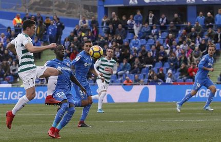 0-0. Getafe y Eibar empatan en la fiesta española mostrada a Japón