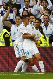 El Real Madrid vapulea 5-0 al Sevilla al descanso