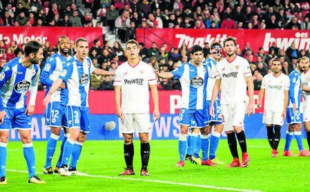Para el Sevilla hoy está prohibido tardar en arrancar
