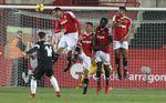 2-1. El Nàstic huye de la zona de descenso y hunde un poco más al Sevilla