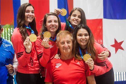 Costa Rica aprieta el paso y Guatemala no suelta la cima del medallero de los Centroamericanos