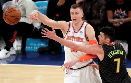 111-107. Porzingis y McDermott deciden la ajustada victoria de los Knicks