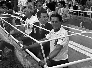 Telé Santana y Cruyff sellaron hace 25 años el más bello pacto de fútbol