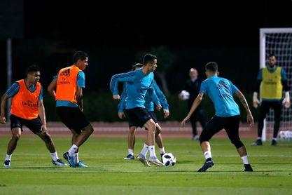 """Zidane: """"Queremos hacer el máximo para ganar el Mundial de Clubes"""""""