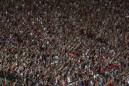 """Independiente pide """"sanciones"""" para Flamengo por los """"incidentes"""" de sus hinchas"""