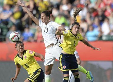 Las colombianas jugarán un cuadrangular en China para preparar el torneo en Chile
