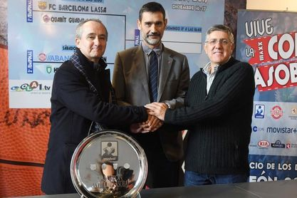 El presidente del CB Ademar garantiza la rentabilidad de Copa ASOBAL