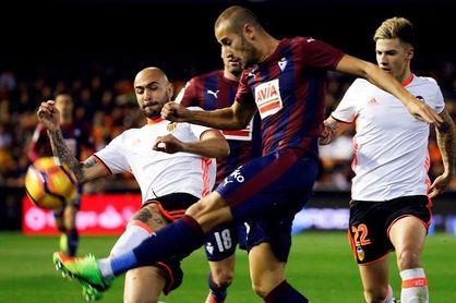El Eibar quiere hacerse grande ante el Valencia