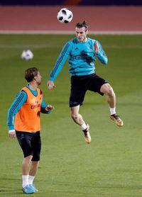 Ramos jugará la final infiltrado