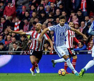 0-0. Sin goles en el derbi de la necesidad
