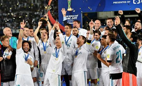 Modric, designado mejor jugador del Mundial de Clubes