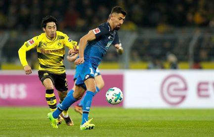 Pulisic le da una victoria agónica al Dortmund ante el Hoffenheim