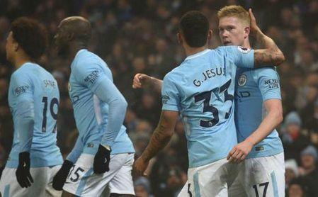 El City sigue imparable, ganan Arsenal y Chelsea y se hunde el Newcastle