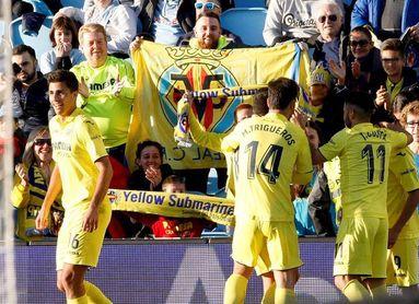 0-1. El Villarreal se reencuentra con la victoria en Balaídos
