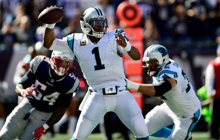 31-24. Newton y Panthers arruinan regreso de Rodgers y comparten liderazgo