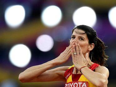 Beitia se fue; primer Mundial sin medallas para España