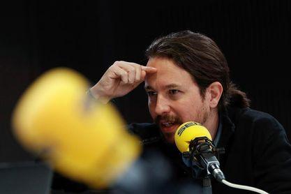 Iglesias, convencido de que España jugará el Mundial, quiere fuera a Villar