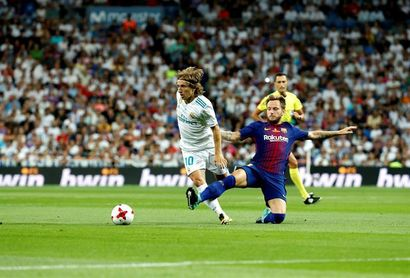 LaLiga echa el cierre a 2017 con el Clásico como guinda estelar