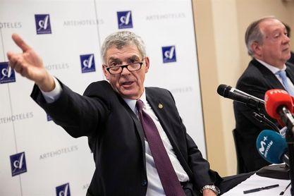 """Villar: """"El CSD es el único responsable de que España se pueda quedar sin Mundial"""""""