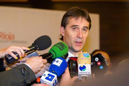 Lopetegui dice que no tiene dudas de que España jugará el Mundial