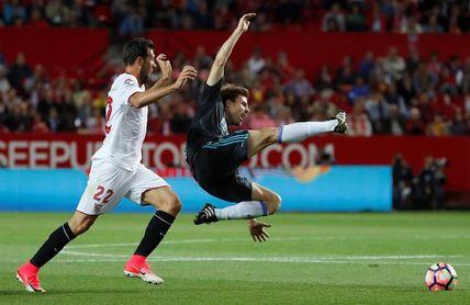 La Real necesita ganar al Sevilla en la despedida de Carlos Vela