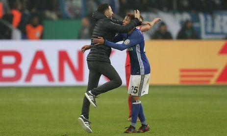 Schalke, Maguncia, Wolfsburgo y Paderborn clasificados para cuartos de final