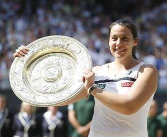 La tenista francesa Marion Bartoli anuncia su vuelta a la competición oficial