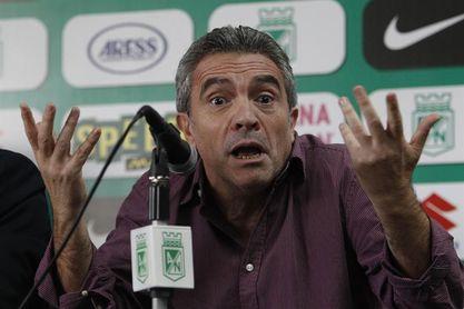 Argentino Jorge Almirón, nuevo técnico del Atlético Nacional