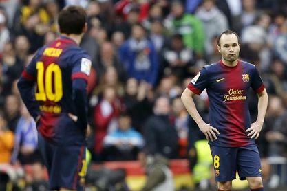 Ramos, Iniesta y Messi se acercan al podio de los clásicos