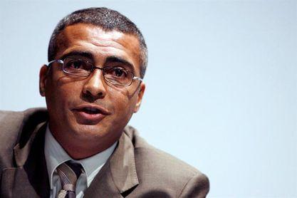 Romario quiere presidir la Confederación Brasileña de Fútbol tras el escándalo