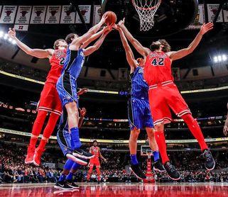 112-94. Valentine y los Bulls amplían a siete su racha ganadora