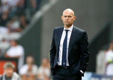 El Ajax destituye a su entrenador, Marcel Keizer
