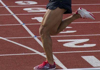 China detectó 63 positivos entre sus atletas hasta noviembre, un 50 % más