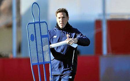 El Sevilla destituye a Berizzo y negocia con el nuevo entrenador