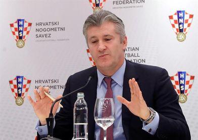Davor Suker, reelegido presidente de la Federación de Fútbol croata