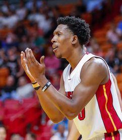113-101. Ellington con su mejor anotación marca el triunfo de los Heat