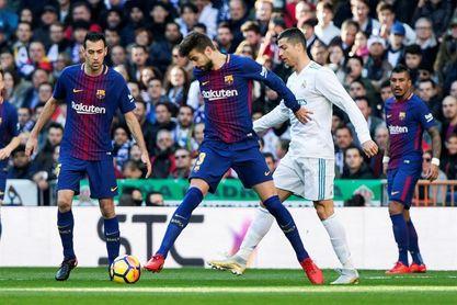 Busquets no jugará por sanción frente al Levante