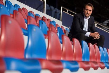 """Catalán considera """"positivo"""" el 2017 y piensa en remodelar el estadio en 2019"""