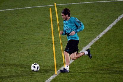 Kovacic por Isco en el Real Madrid; el Barcelona, con el once esperado